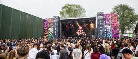 Innovatie: geluidsmuur voor festivals & events