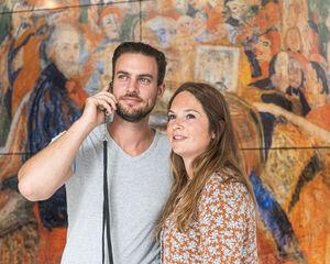 Boek je meeting in Oostende en bezoek gratis het James Ensorhuis