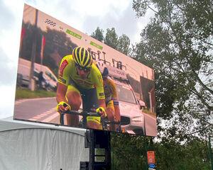 Novid laat bezoekers meegenieten van de mooiste wielerronde van Nederland en België - De Binck Bank
