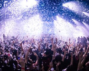 Testevenement met 1.000 feestvierders succesvol: geen enkele coronabesmetting