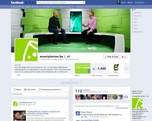 100 Facebook pagina's van eventbedrijven