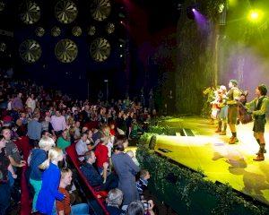 300 evenementen in Efteling Theater