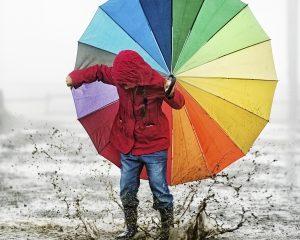 Gaat het regenen op jouw evenement?