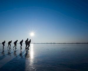 Column: Nederland was weer een paar weken in 'de ban van het ijs'