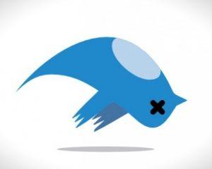 Schrap Twitter op je event
