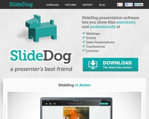 Start-up: Slidedog