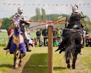 Middeleeuwse saus over jouw event
