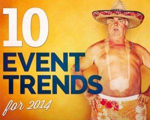 10 Event Trends voor 2014