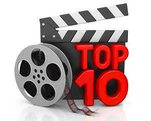 TOP 10 meest bekeken video's 2013