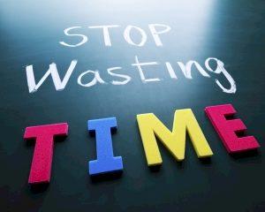 Column: Bad timing vs tijdverlies