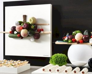 Originele food-decoratie geeft je event wow-effect
