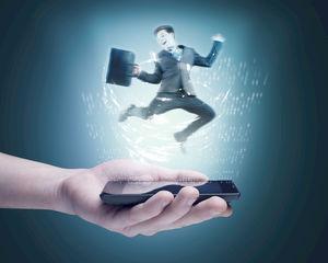 Events & technologie: Hologram