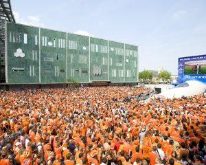Crowd management is niet alleen het plaatsen van hekken
