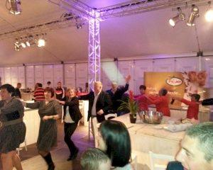 De Boer verzorgt personeelsfeest en opendeurdag Ganda Ham