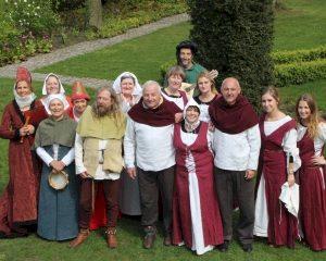 Terug naar de middeleeuwen