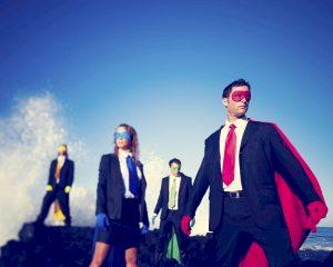 Column: Liever een leger eventmanagers dan één superheld