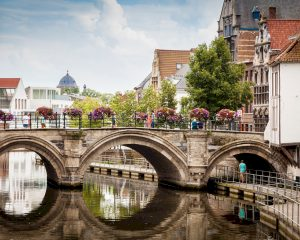Mechelen: da's business én pleasure