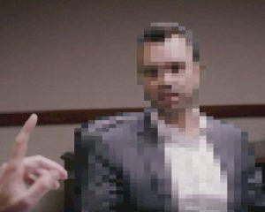 Hoe een verschrikkelijke video conference call er uit zou zien IRL