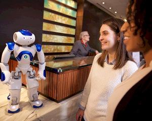 Robots aan de balie van je event? Als het aan IBM en Hilton ligt wel