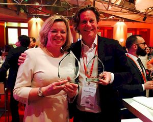 Nederlands bureau wint twee internationale Event Webcasting Awards