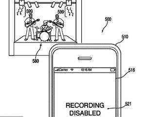 Apple gaat filmen tijdens evenementen onmogelijk maken