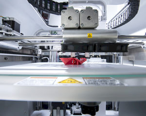 Printen we morgen ook food en decoratie op events met 3D-printer?