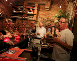 Vlaamse steden ontdekken via een historische bierwandeling