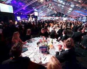 7 redenen waarom een tijdelijke accommodatie de ideale locatie is voor jouw event