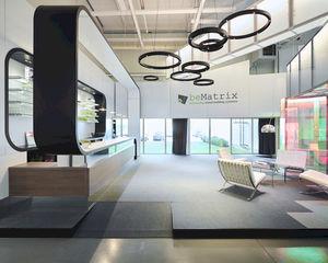 beMatrix showroom nu ook beschikbaar voor B2B events