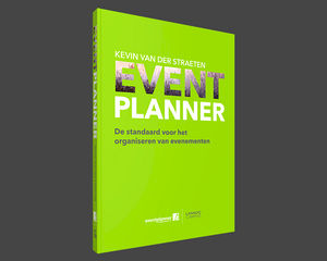Krijg als eerste het boek EVENTPLANNER te pakken!