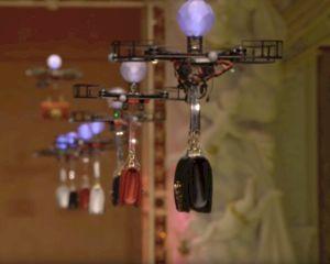 Stunt van Dolce & Gabbana: geen modellen maar drones