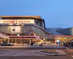 Door snelle treinverbinding met Antwerpen en Brussel is Chassé Theater in Breda nu nog dichterbij