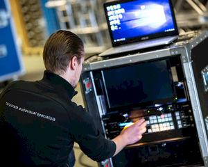 Onderscheidende audiovisuele techniek voor jouw beursstand zonder hoge kosten