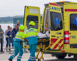 18 gewonden bij teambuilding op Antwerpse Schelde