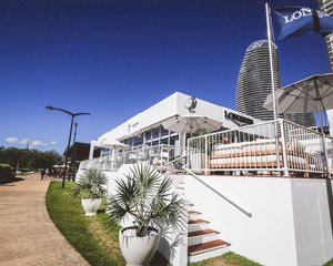 Share the dream: evenementlocatie voor Longines in Australië