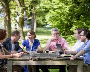 Vlaams-Brabant, dat is buitengewoon vergaderen