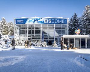 Neptunus bouwt geïsoleerde VIP-hospitality faciliteit voor Spengler Cup