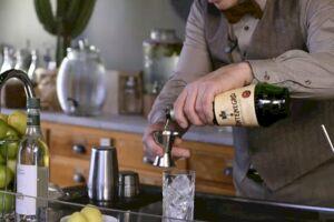 Trends in bartending én de perfecte cocktail om nieuwjaar te vieren