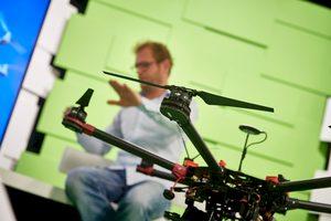 Drones - wat kan op events?