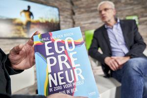 Egopreneur: bereik de top zonder jezelf te verliezen