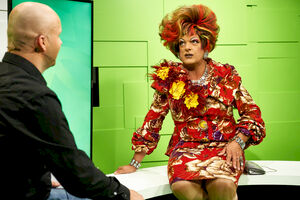 Drag Queen op jouw event?