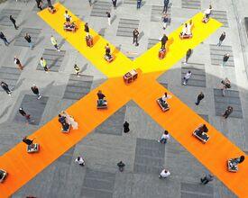 Stil protest eventsector in Vlaamse steden #Soundofsilence