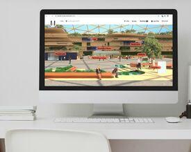 Sylvester ontwerpt zelf virtuele eventvenue 'Meeple'