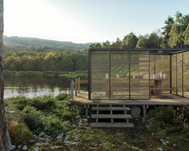 Aluvision lanceert nieuwe Outdoor & Indoor Living collecties op Architect@Work