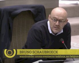 Vurig debat over eventsector in Vlaams Parlement