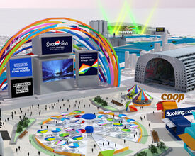 Primeur - Eurovision Village gaat digitaal