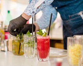 Mocktails, cocktails of een mobiele winterbar op je event nodig?