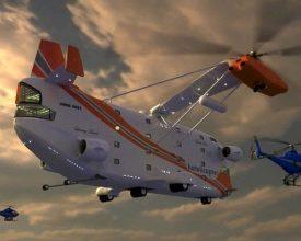 'Hotelikopter' stunt neemt miljoenen beet