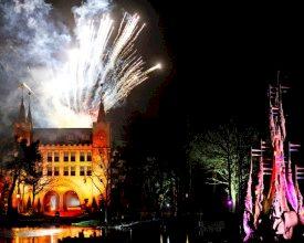 Officiële opening Efteling Bosrijk