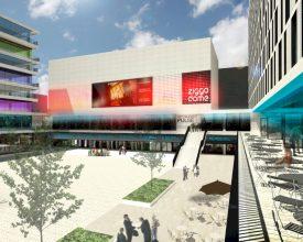 Ziggo Dome krijgt entree van 9 miljoen euro